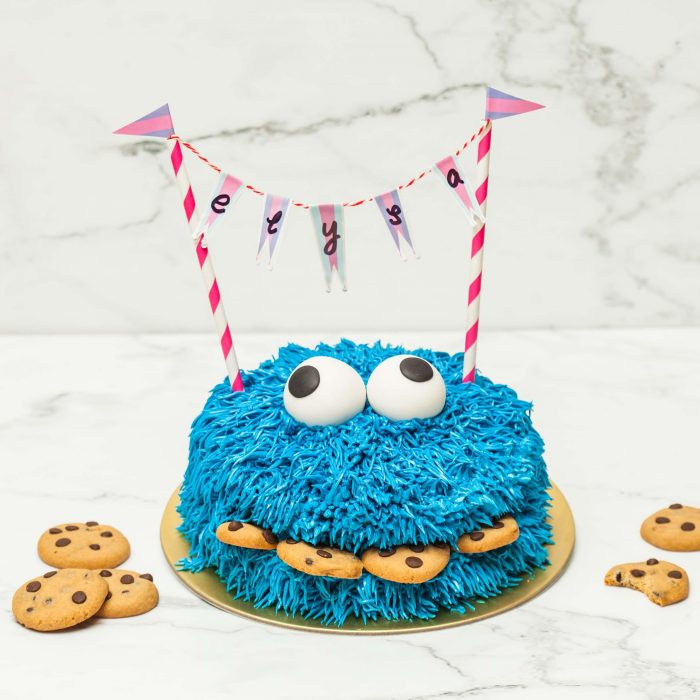 LaBonnie Catering Cookie Monster
