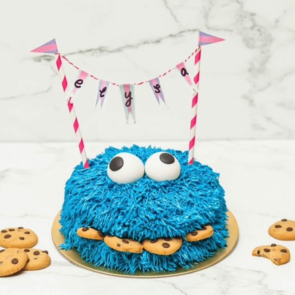 Mr Cookie Monster